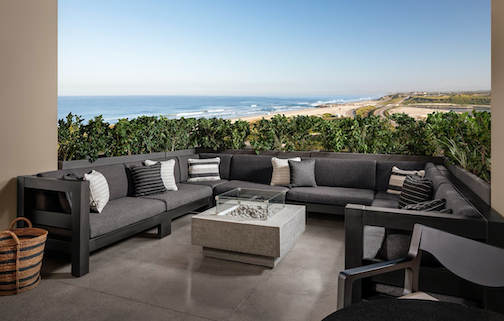 Alila Marea Beach Resort view off the room