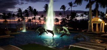 Grand Wailea one of the Hawaiian restaurants