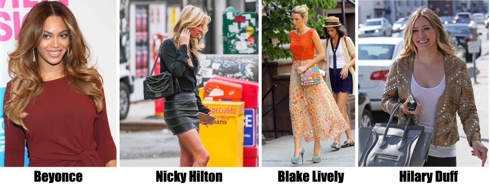 celebrities wearing Haute Hippie Clothing