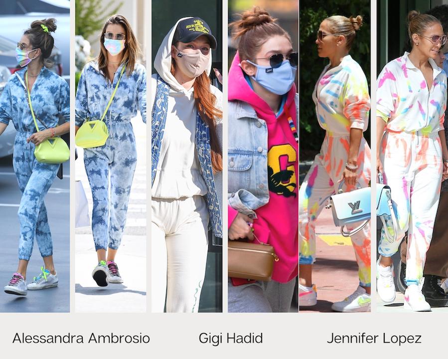 celebrity wear summer 2021 fashion trends
