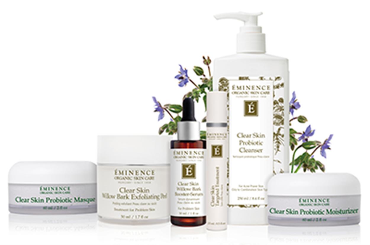 clear-skin-Eminence-Organic-Skin-Care-line