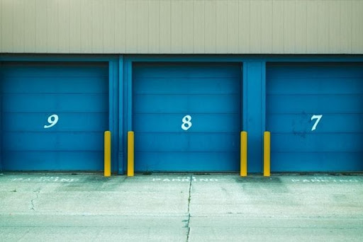 Using storage units is great for getting more storage space in your home.